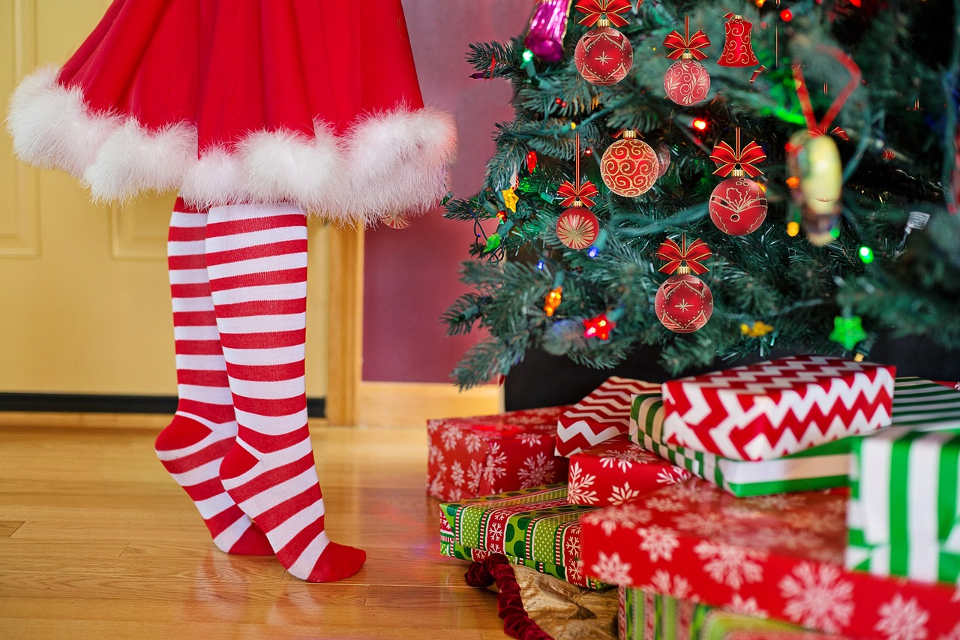 Konsumwahn an Weihnachten