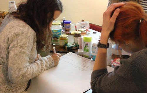 bewusst palmölfrei workshop teamarbeit
