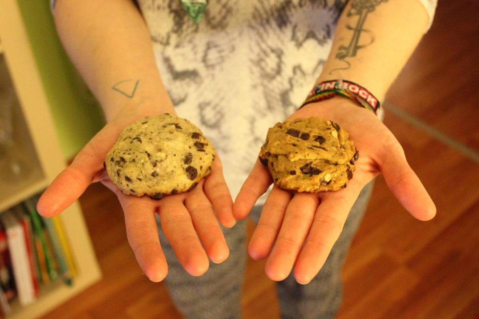 palmölfreie Kekse