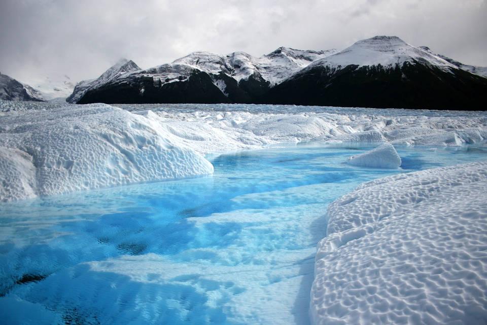 Der Albedo Effekt bringt Eis zum schmelzen