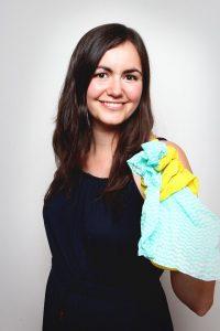 Sauberkasten Gründerin Jeanette
