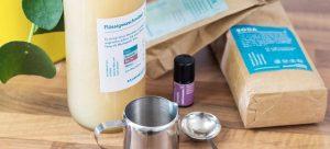 Sauberkasten DIY Waschmittel